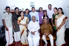 VISWAS Family Members — with Sreevalsan Padinhare Muttiyil, B Jayarajan Fca, Prem Nath, Suguna Prem Nath