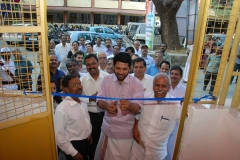 Inaguration of VISWAS Office our MLA Sri. Shafi Parambil