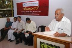 Our Advisory Board Member and Chairman of Malabar Devaswom Board offer FelicitationSri.K.A.Chandran, Former MLA