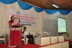 Session on Women & Social Security by Prof.K.A. Thulasi,Women's Commission Member
