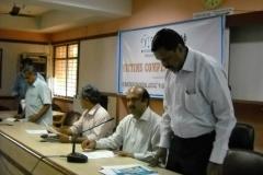 VISWAS Secretary Prem Nath proposing Vote of Thanks